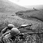 Журнал боевых действий войск СЗФ за август 1941 года